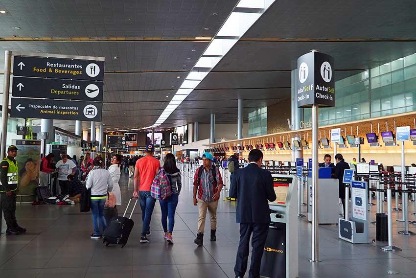 エルドラード空港