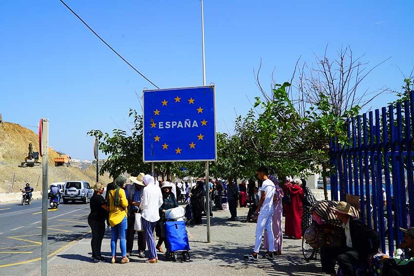 セウタ スペイン