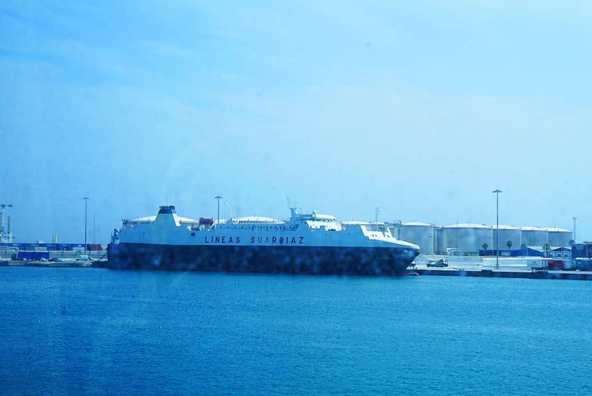 アルヘシラス港