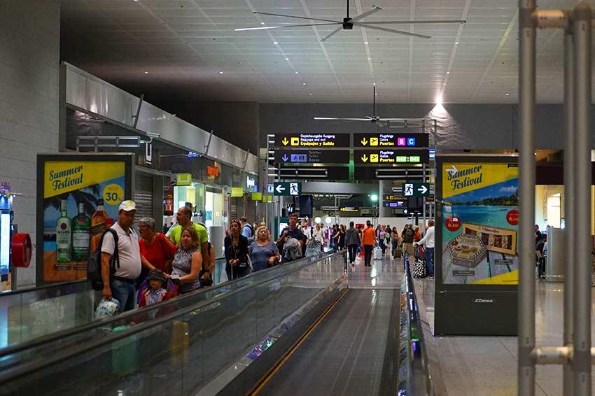 コスタ・デル・ソル空港