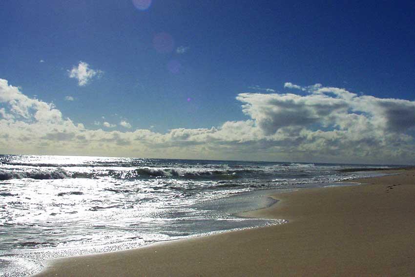 パース海岸