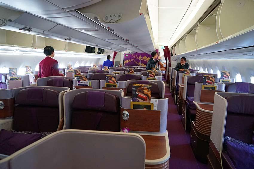 TG seat