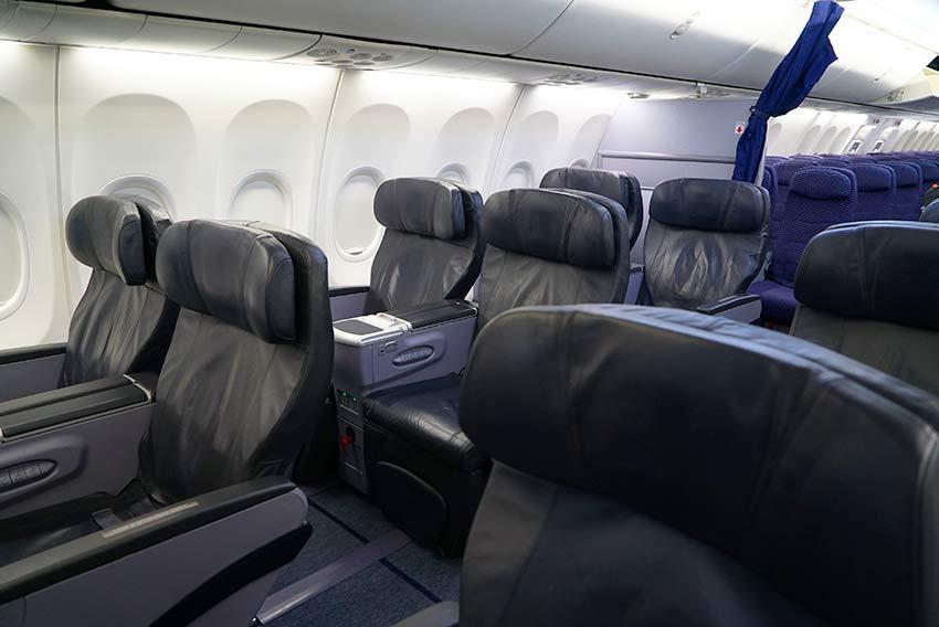コパ航空シート