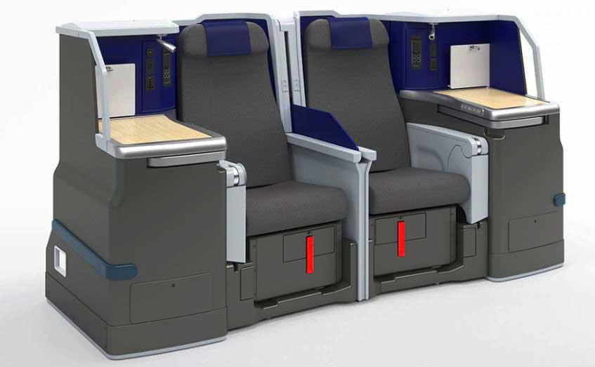 ANA A380 BIZ