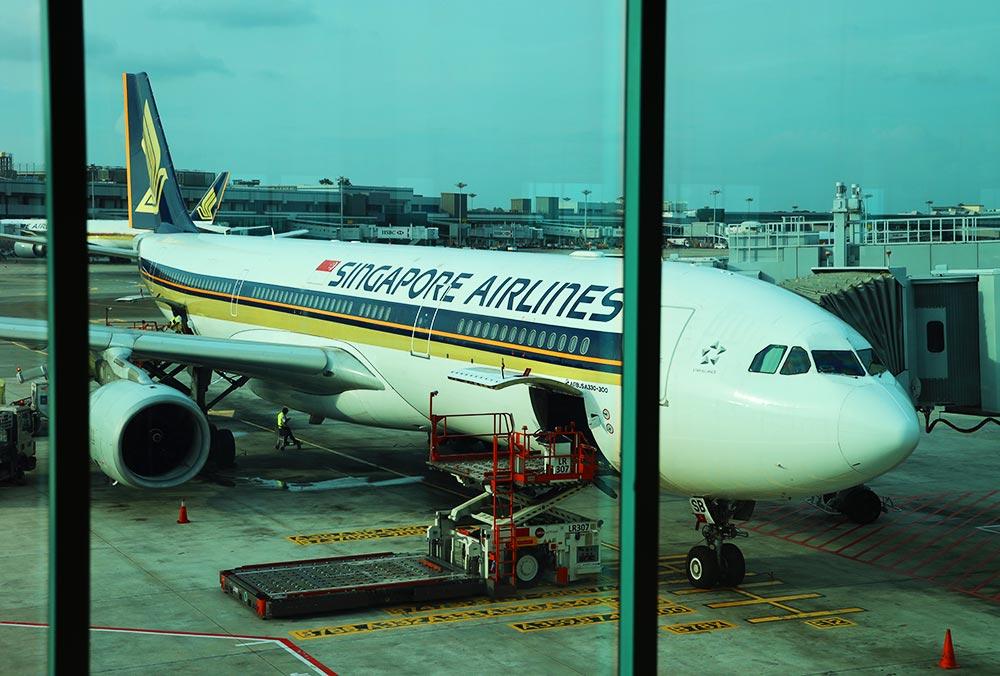 SQ A330