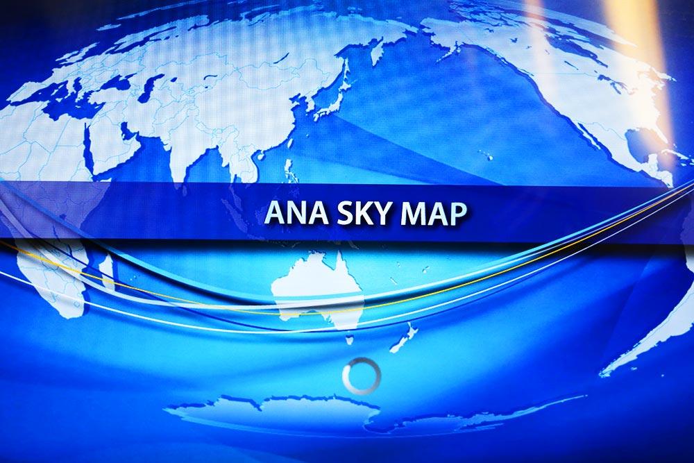 ANA SKY MAP