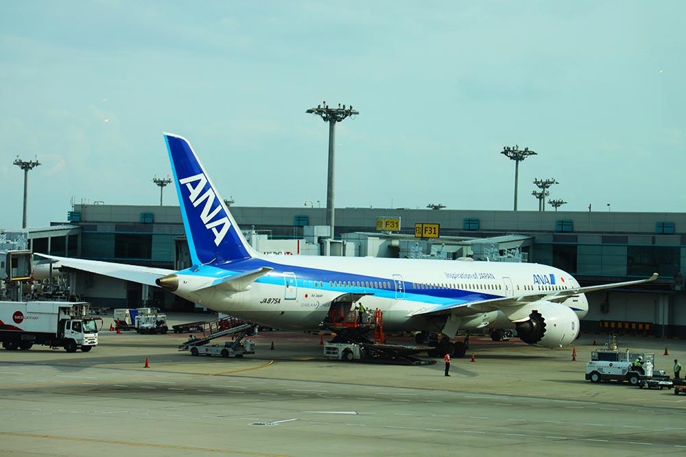 ANA B787-9