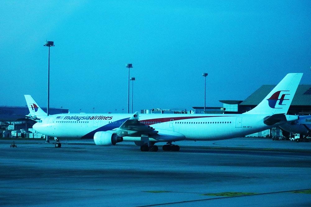 マレーシア航空A330