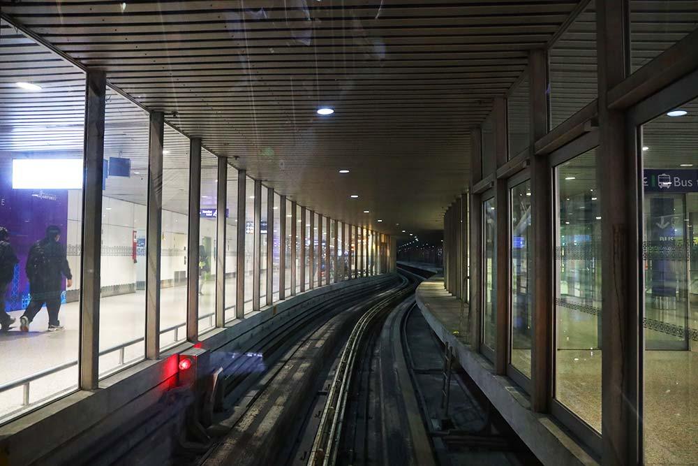 KLIA サテライトターミナル