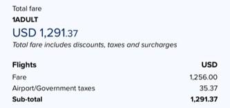 シンガポール航空プレミアムエコノミー運賃