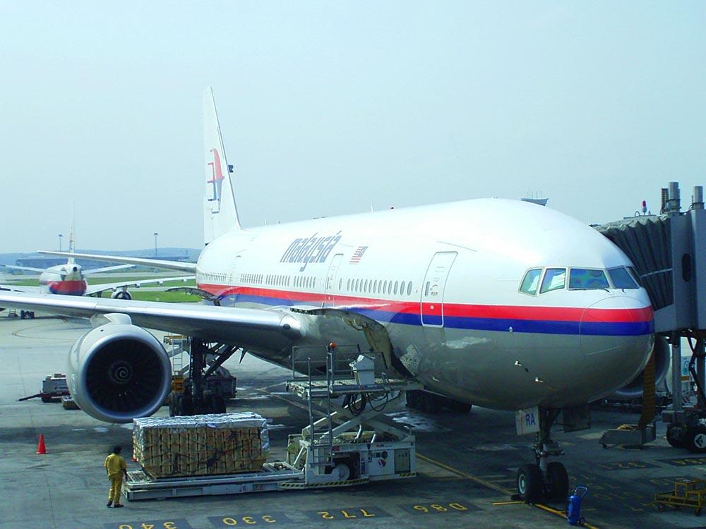 マレーシア航空 772