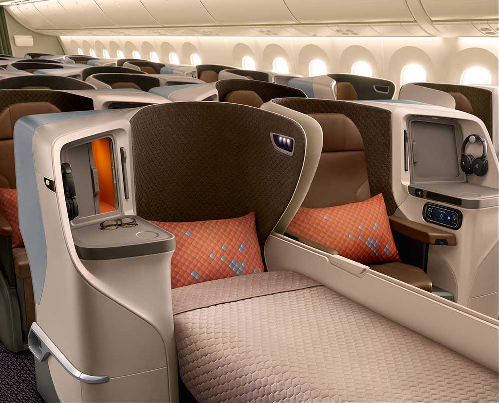 シンガポール航空ビジネス
