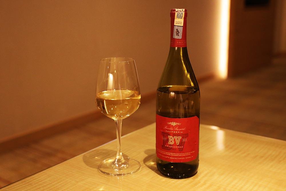 ルームサービスワイン