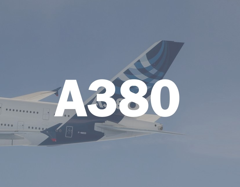 A380ディスコン