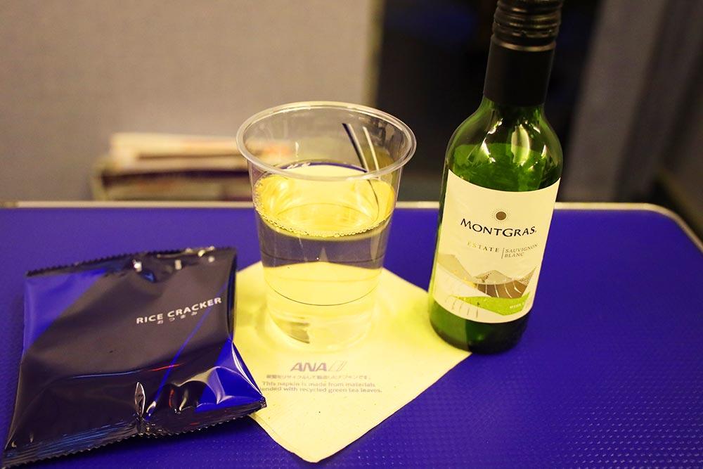 プレミアムクラス ワイン