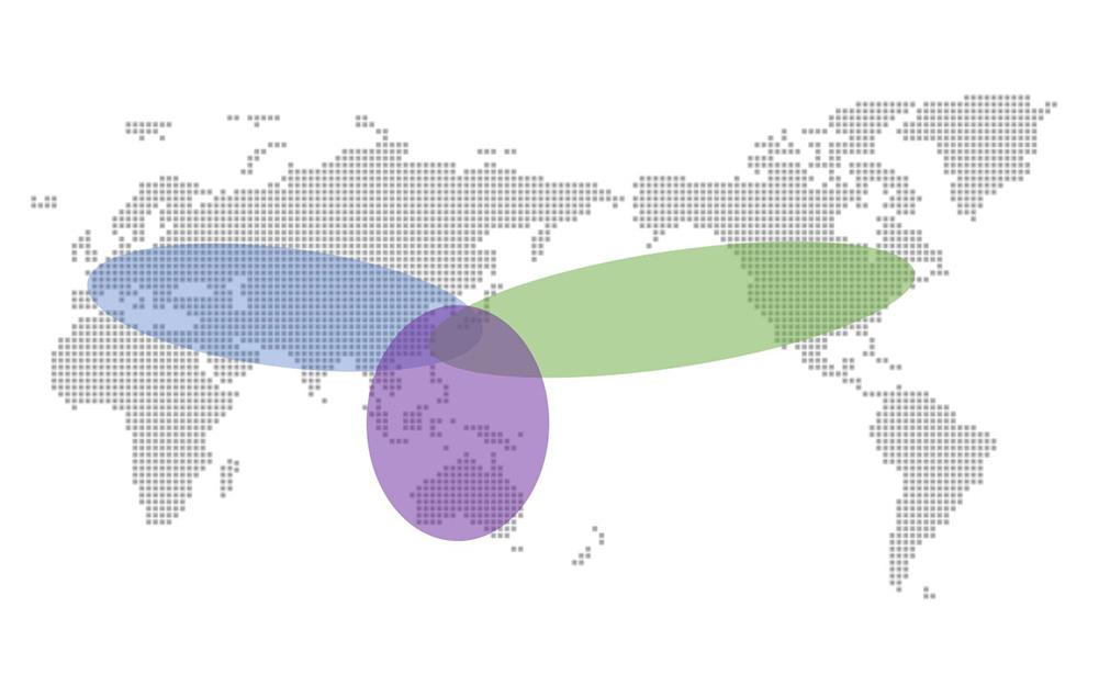 海外発券地域