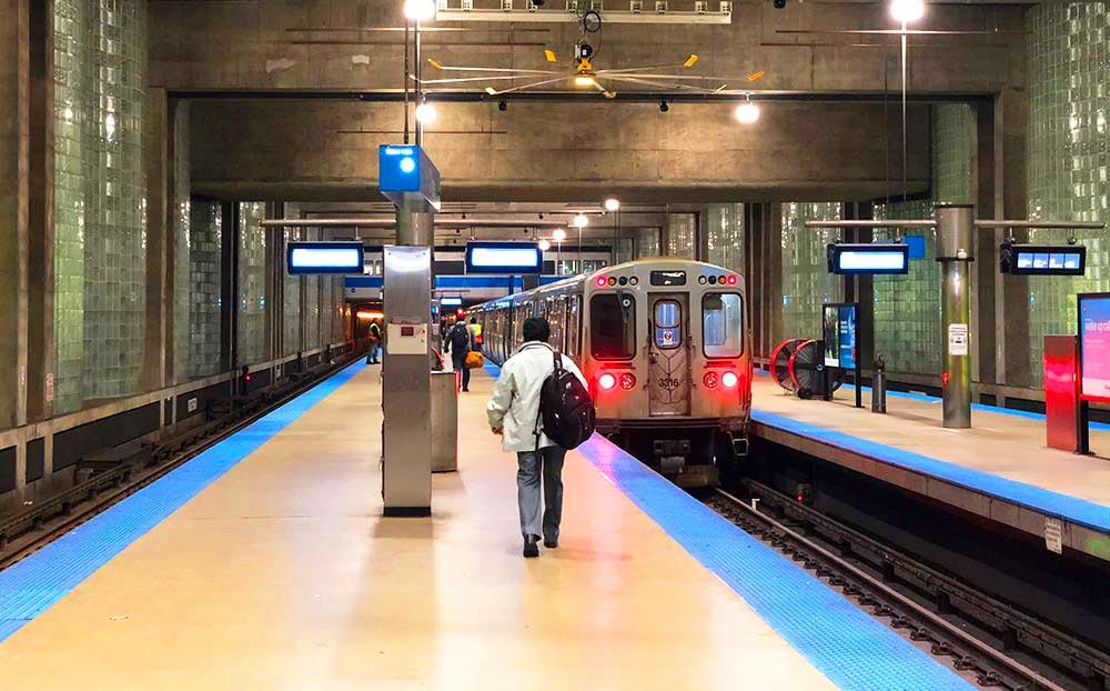 シカゴ 地下鉄