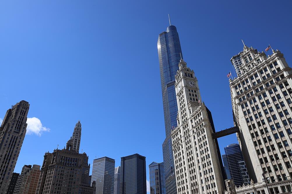 シカゴ市内