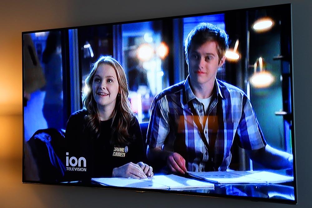 トランプタワー ホテル シカゴ テレビ