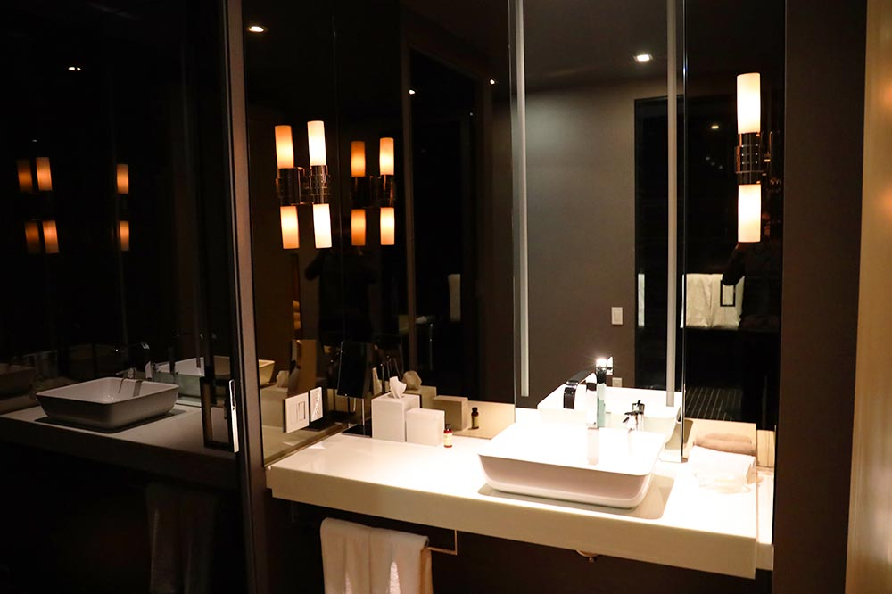 andaz nyc ws 水回り