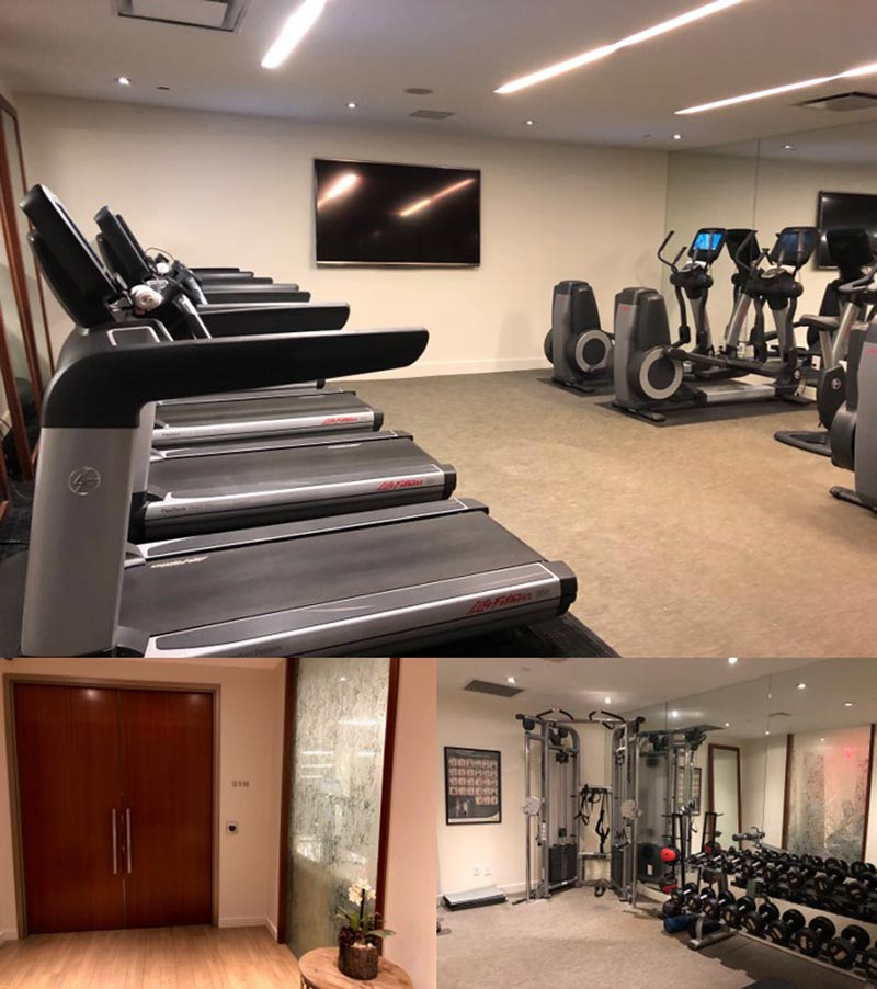 andaz nyc ws gym