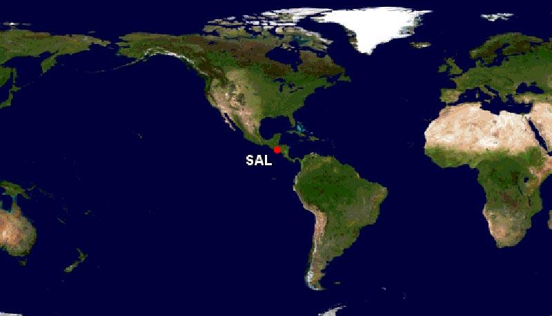 サンサルバドル
