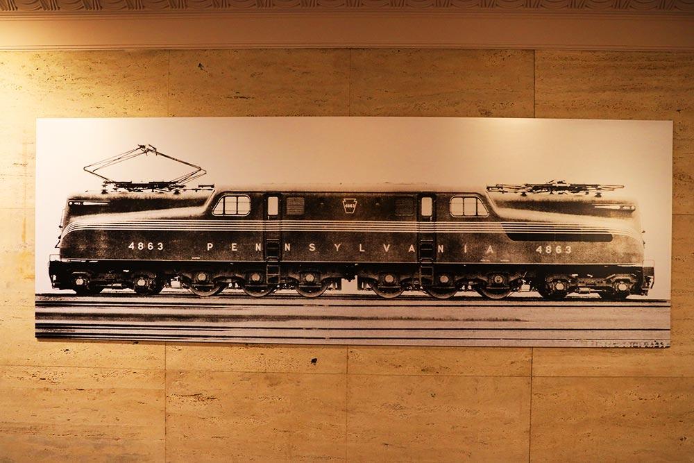 アムトラック機関車