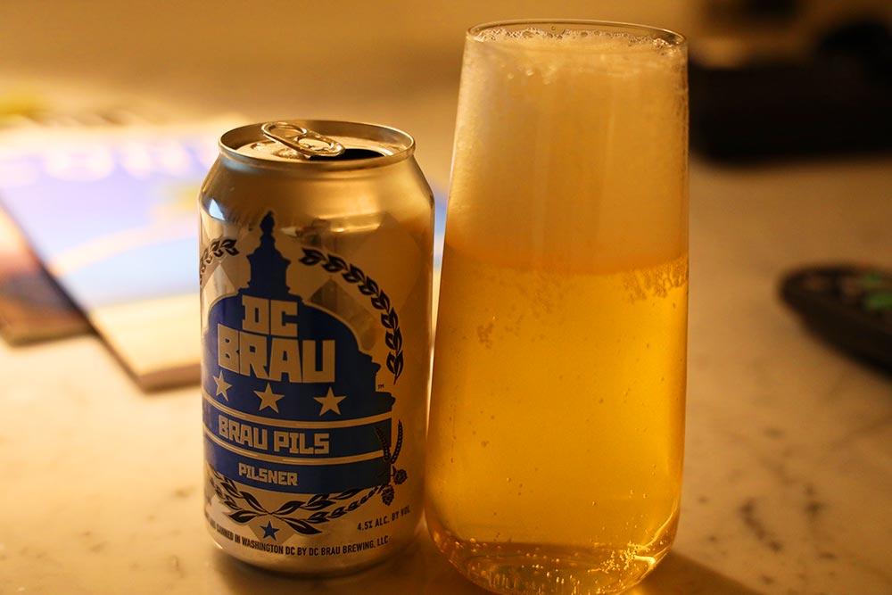 コンラッドワシントン オリジナルビール