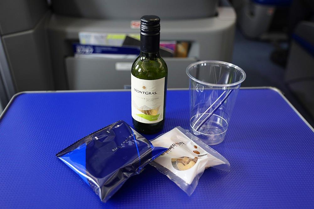 ANAプレミアムクラス 白ワイン