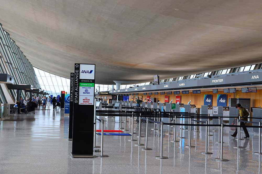 IAD airport