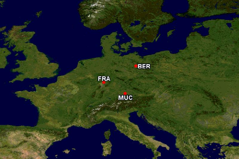カタール航空ドイツ路線
