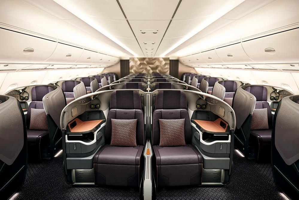 A380新ビジネスクラス
