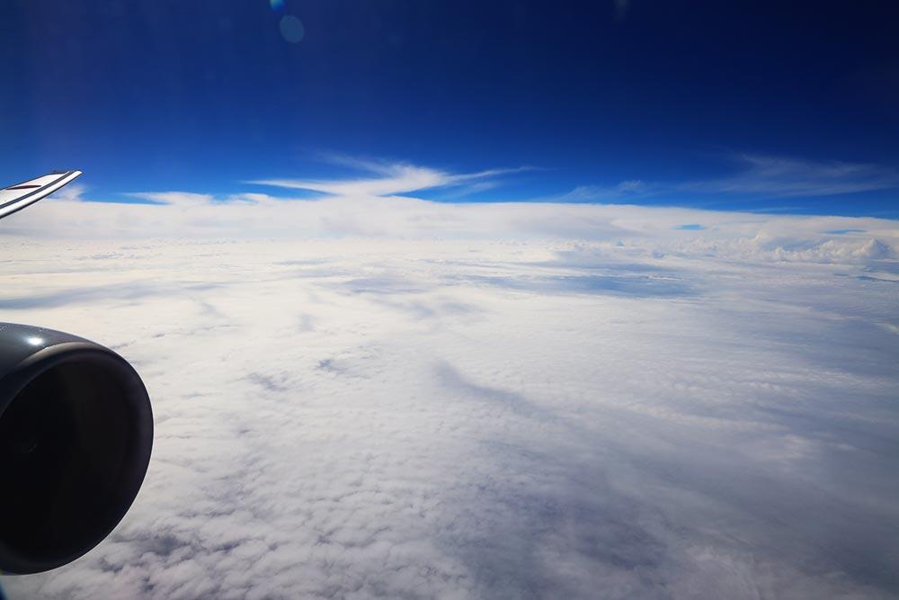 巡航な飛行機