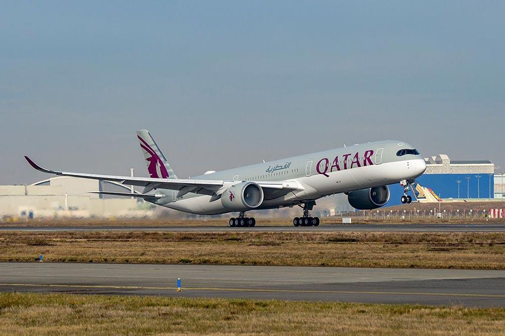 カタール航空A350-900