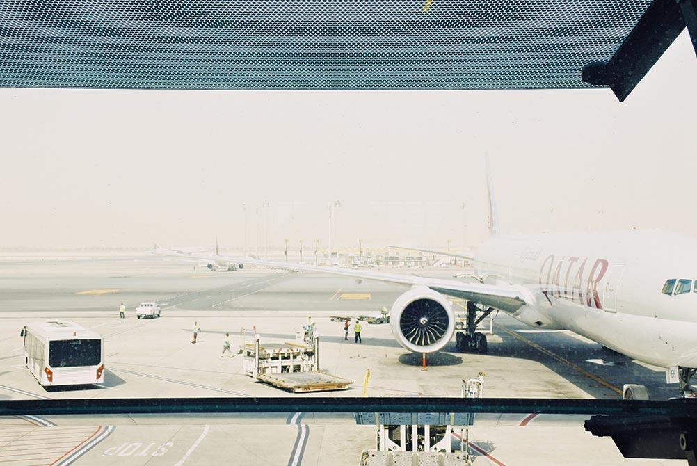 カタール航空B777-300ER