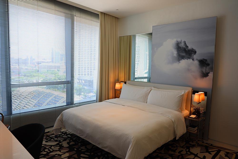 JW MARRIOTT HOTEL SINGAPORE SOUTH BEACH 室内