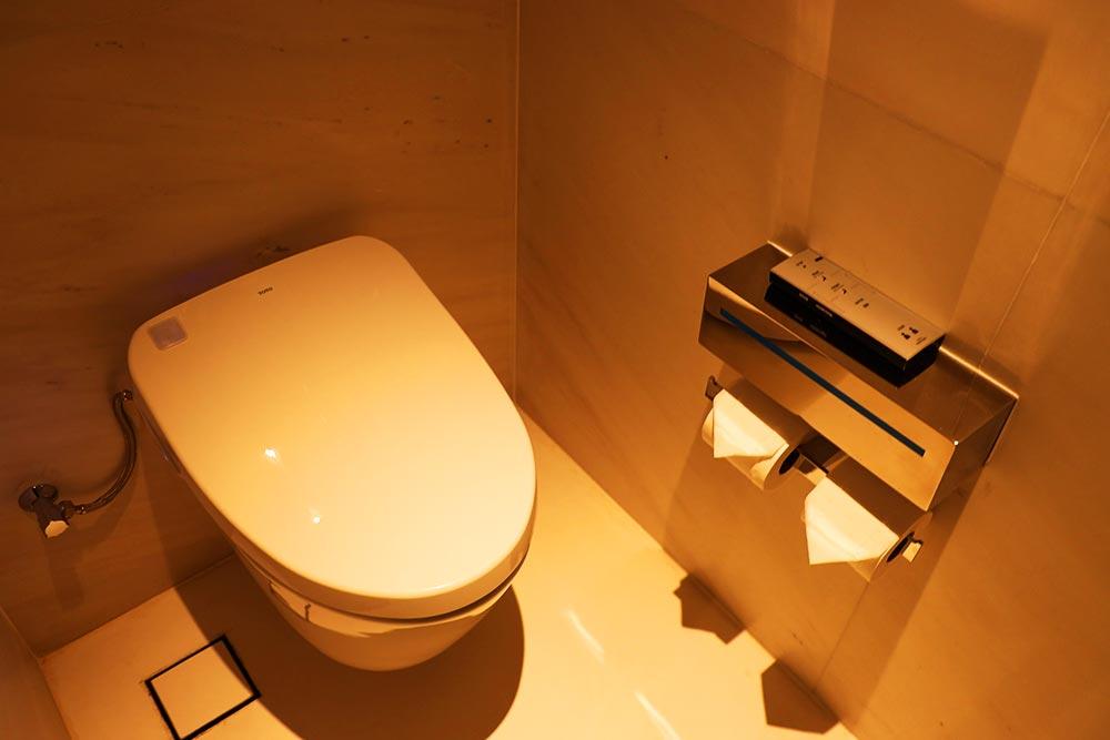 JW MARRIOTT HOTEL SINGAPORE SOUTH BEACH トイレ