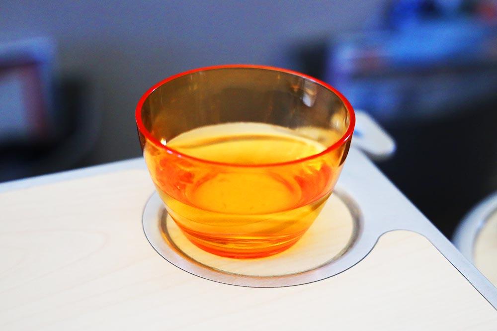 エバー航空 ワイングラス