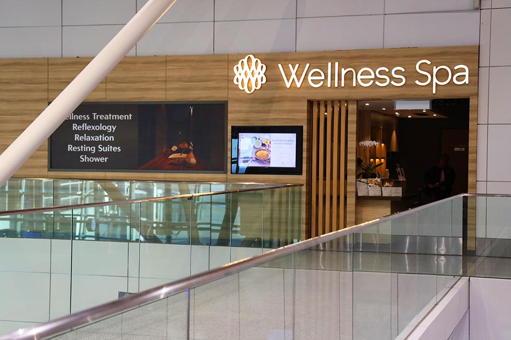 Wellness spa@KLIA