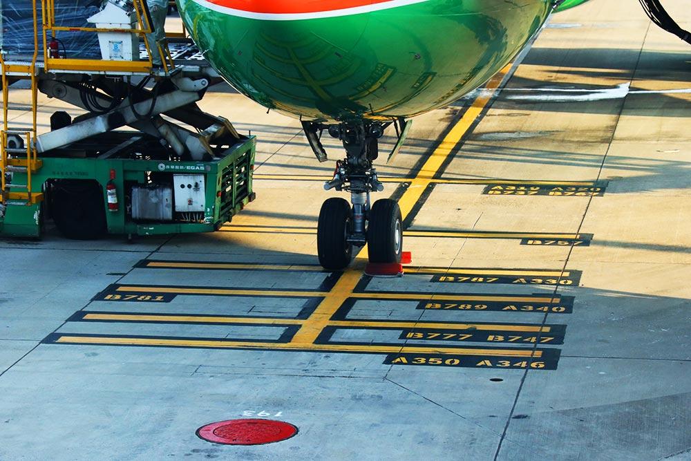 A330 停止位置