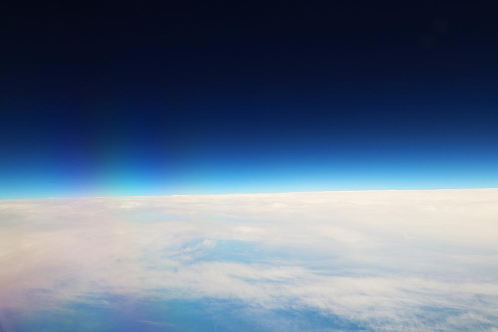 高度11000メートル