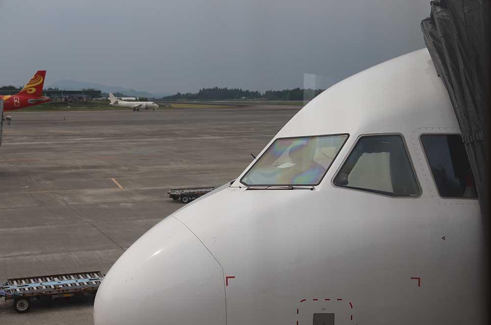 A321neoコックピット