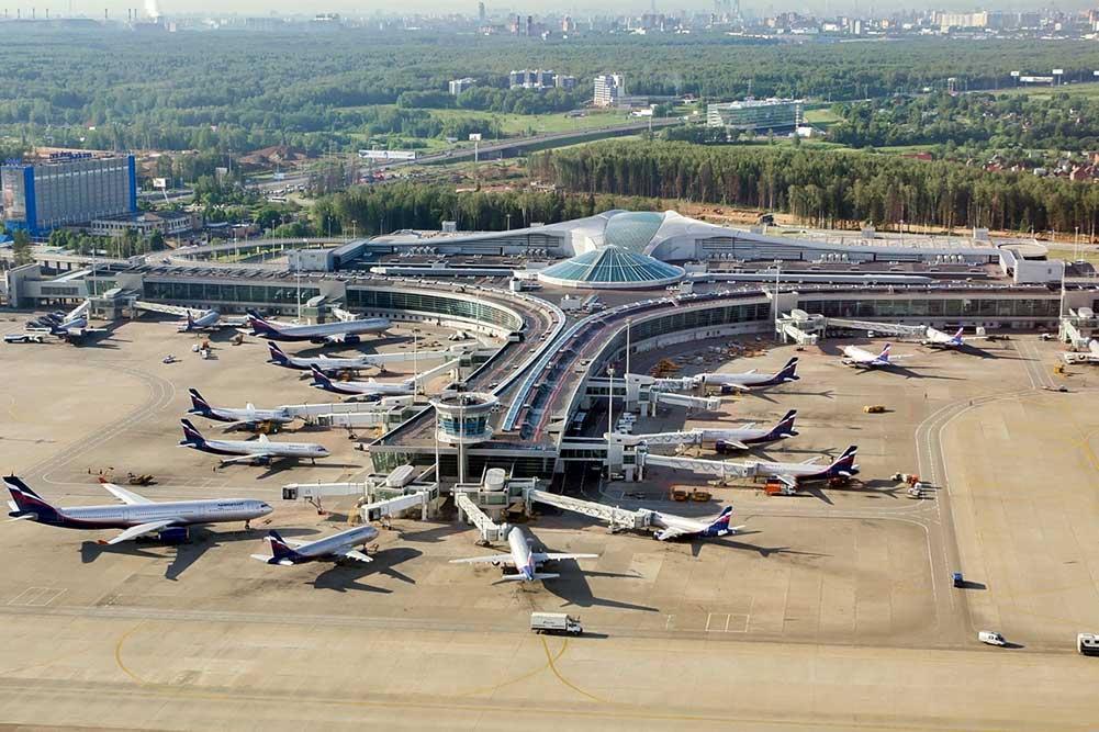 SVO空港