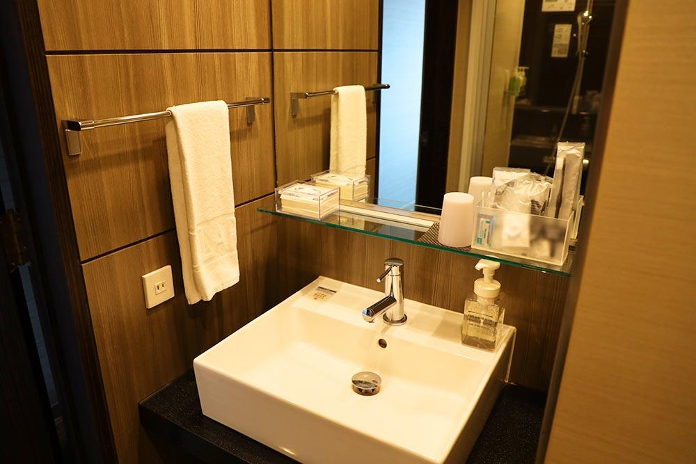 ソラリア西鉄ホテル 鹿児島 バスルーム