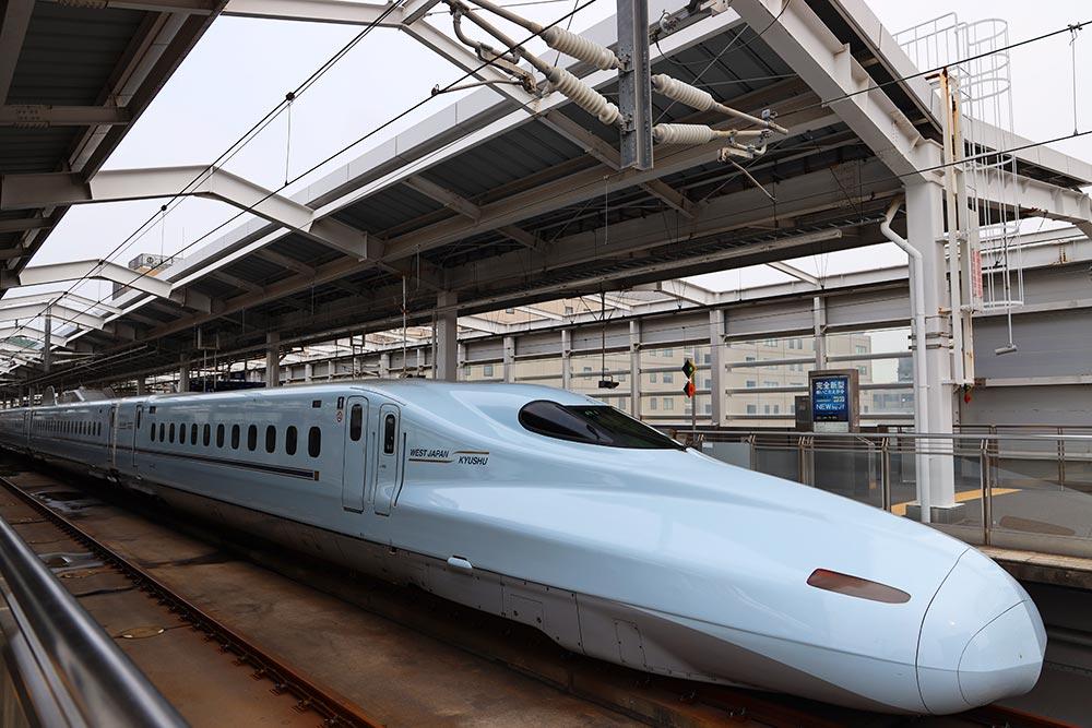 九州新幹線@鹿児島中央