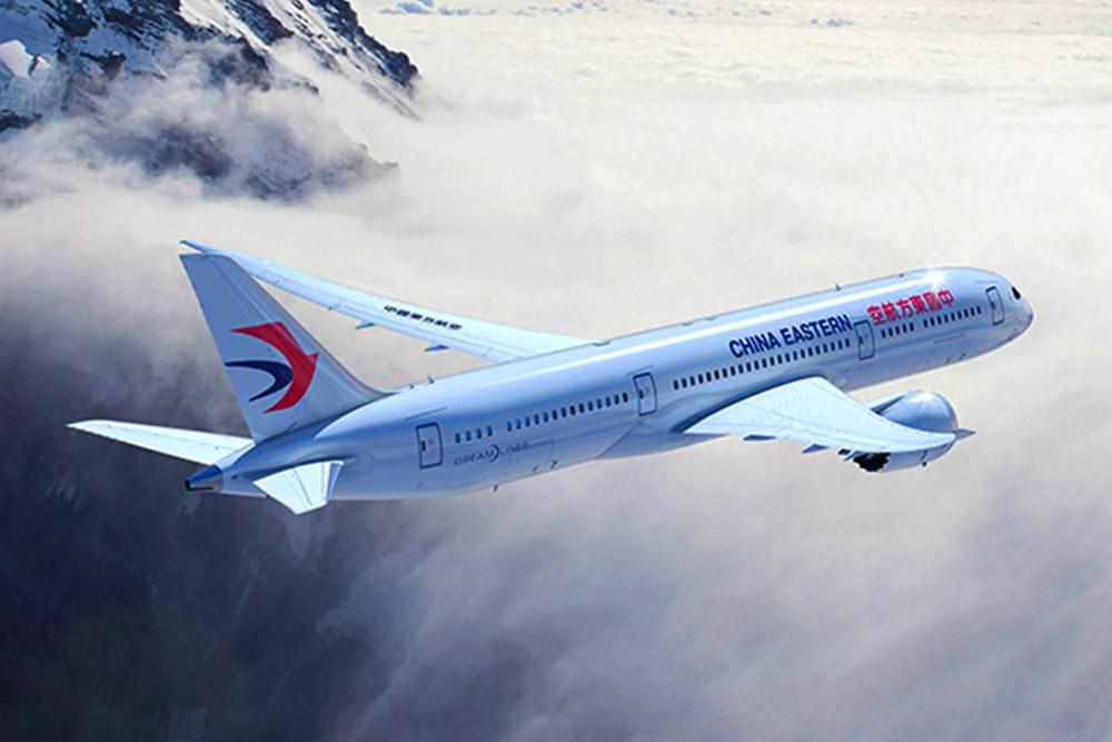 中国東方航空B787