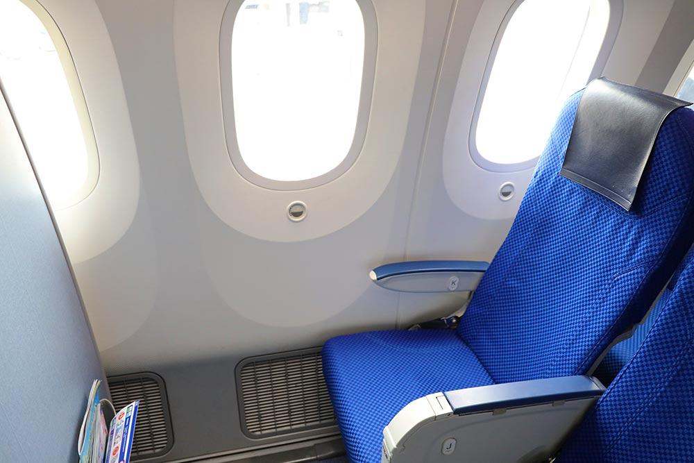 ANA B789 5Kシート