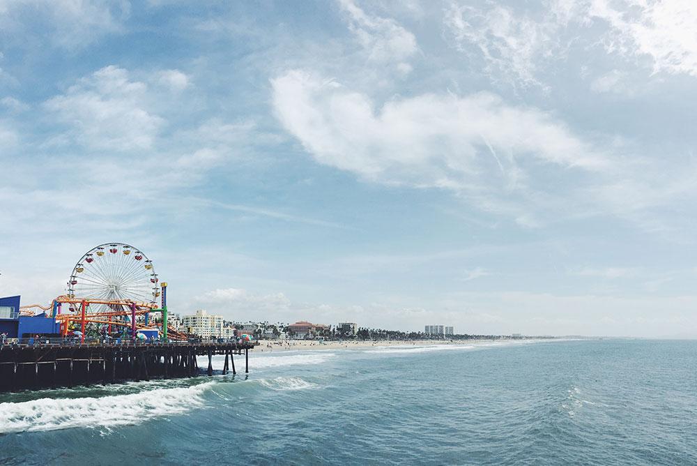 ロサンゼルスビーチ