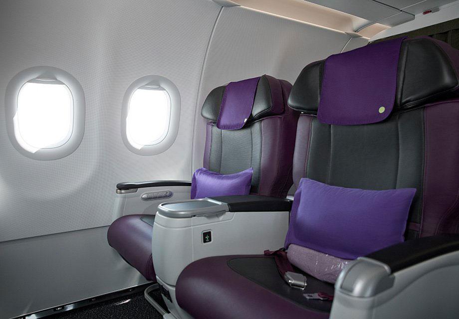 S7シベリア航空ビジネスクラス
