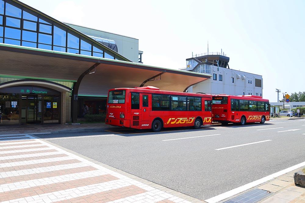 庄内空港シャトルバス